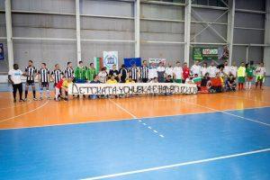 Благотворителен футболен турнир за дами в помощ на децата с онкохематологични заболявания